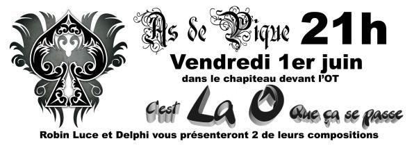 Premier flyer pour LaO 2012 !