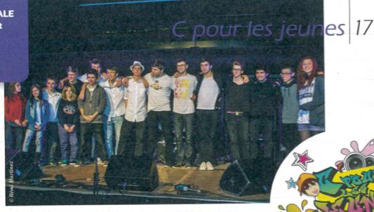 Tremplin Jeune Crolles 12/2014