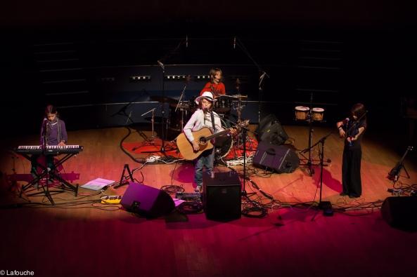 Les As de Pique à l'Auditorium de la Maison de la Musique de Meylan